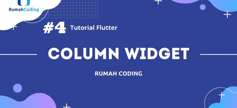 Flutter Column Widget
