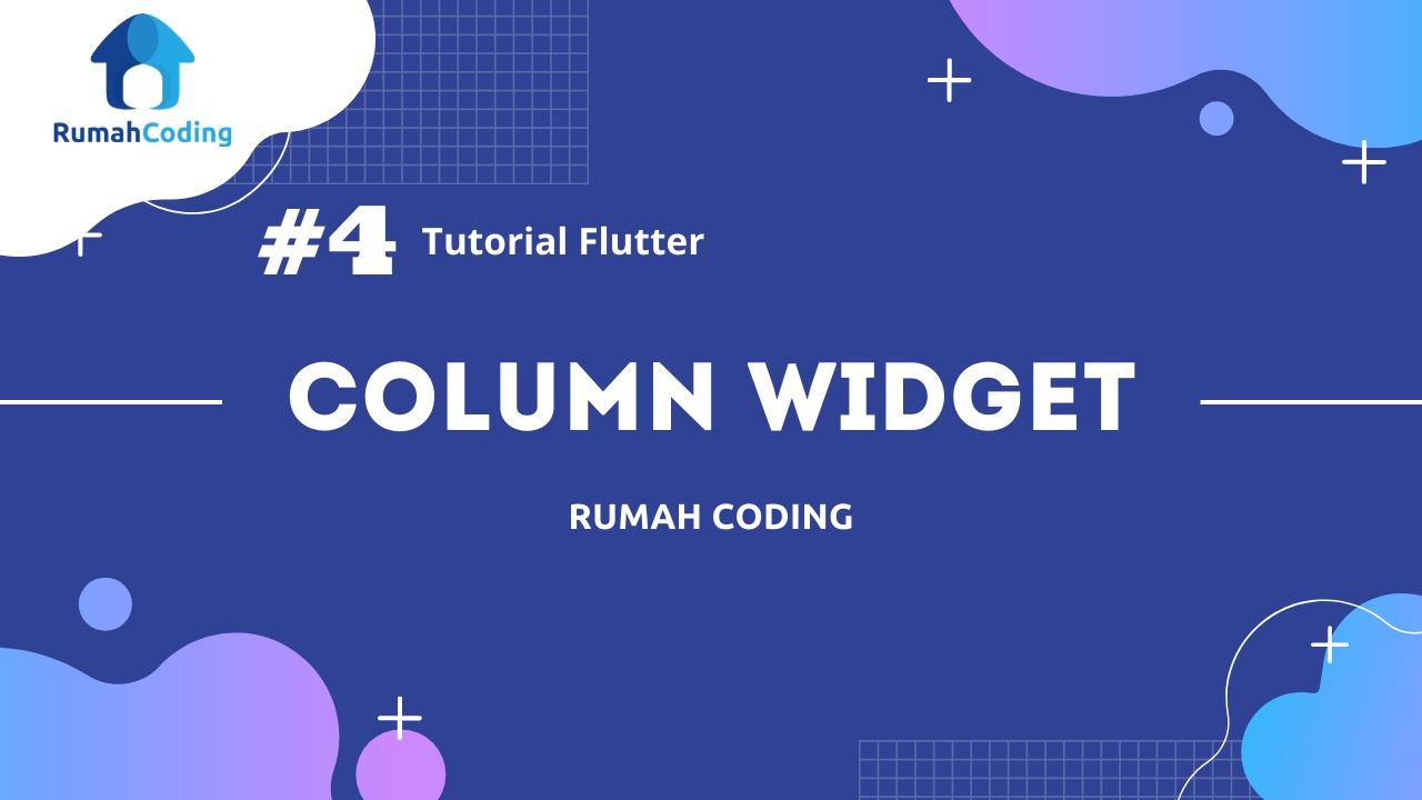 Flutter Column Widget